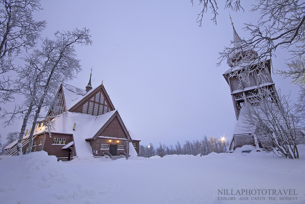Sweden_Kiruna_Church