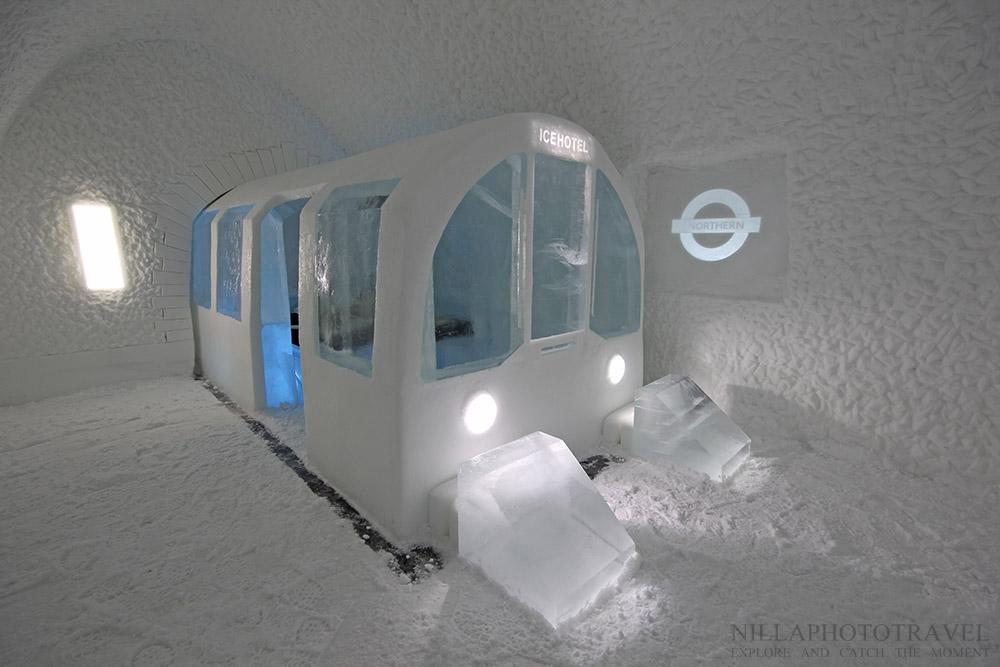 Sweden_Kiruna_Ice Hotel
