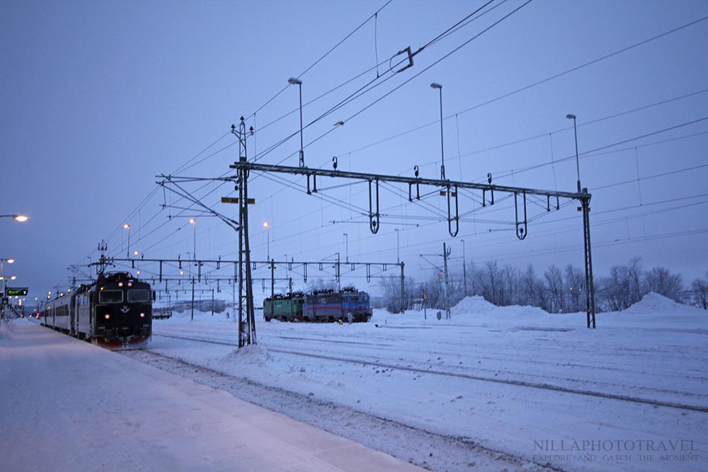 Sweden_Kiruna_Train