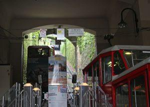 Italy_Bergamo_CittaAlta_Funicular_Old city