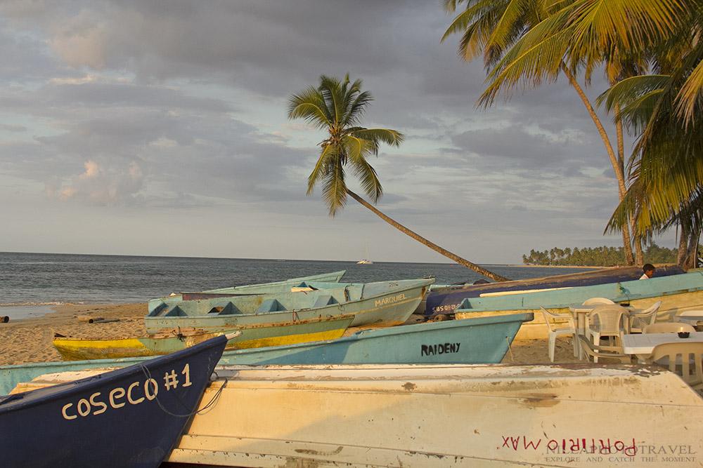 Dominican Republic_Fishing Boats