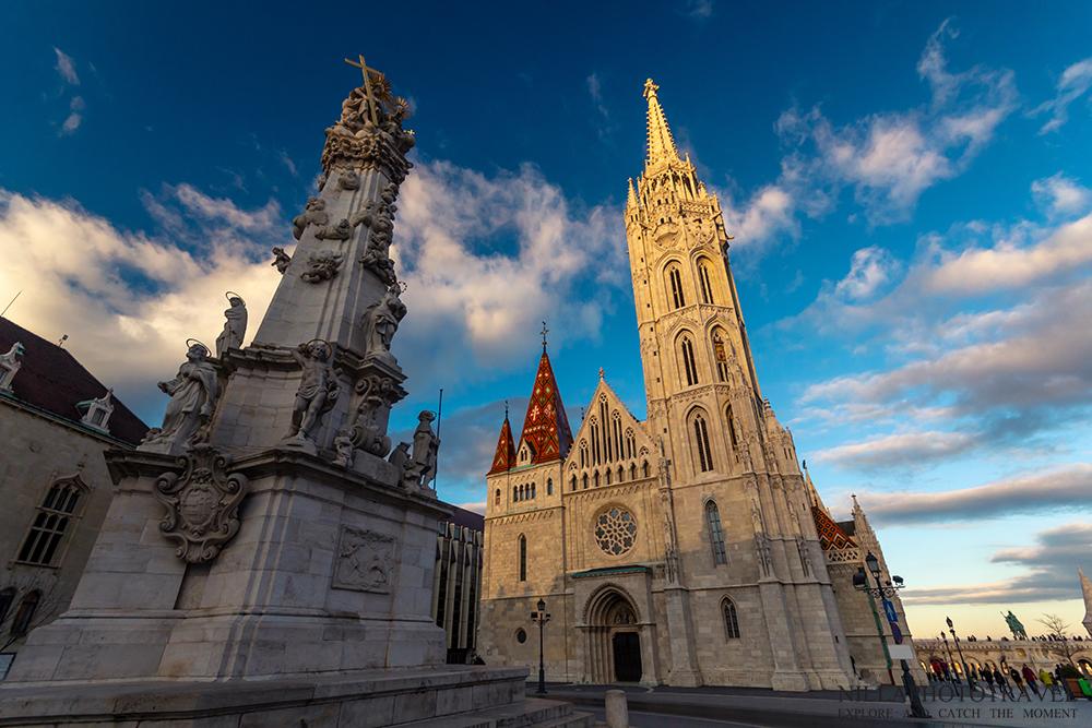 Matthias Church, Photo trips in Budapest,